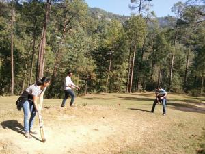 Offthecity Camp Kyar, Luxury tents  Shimla - big - 33