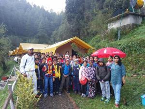Offthecity Camp Kyar, Luxury tents  Shimla - big - 34
