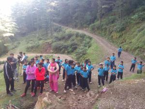 Offthecity Camp Kyar, Zelt-Lodges  Shimla - big - 36