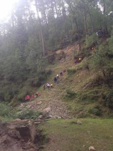 Offthecity Camp Kyar, Zelt-Lodges  Shimla - big - 37