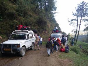 Offthecity Camp Kyar, Luxury tents  Shimla - big - 38