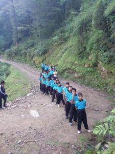 Offthecity Camp Kyar, Zelt-Lodges  Shimla - big - 39