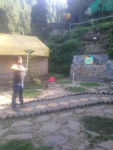 Offthecity Camp Kyar, Luxury tents  Shimla - big - 41
