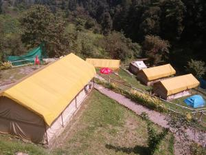 Offthecity Camp Kyar, Luxury tents  Shimla - big - 43