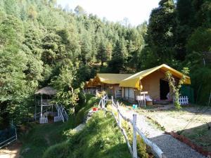 Offthecity Camp Kyar, Luxussátrak  Simlá - big - 50