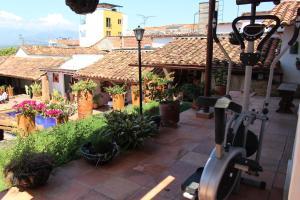 La Serrana Hostal Spa, Hotel  Socorro - big - 29