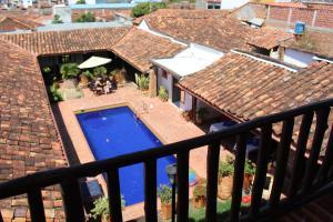 La Serrana Hostal Spa, Hotel  Socorro - big - 5