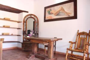 La Serrana Hostal Spa, Hotel  Socorro - big - 11