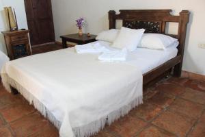 La Serrana Hostal Spa, Hotel  Socorro - big - 9