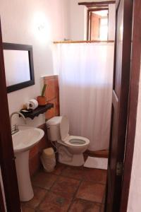 La Serrana Hostal Spa, Hotel  Socorro - big - 15