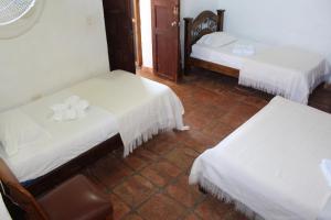 La Serrana Hostal Spa, Hotel  Socorro - big - 8