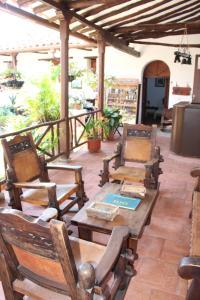 La Serrana Hostal Spa, Hotel  Socorro - big - 32