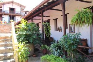 La Serrana Hostal Spa, Hotel  Socorro - big - 25