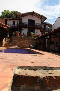 La Serrana Hostal Spa, Hotel  Socorro - big - 26