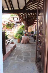 La Serrana Hostal Spa, Hotel  Socorro - big - 31