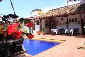 La Serrana Hostal Spa, Hotel  Socorro - big - 24