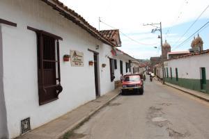 La Serrana Hostal Spa, Hotel  Socorro - big - 27