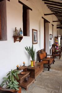La Serrana Hostal Spa, Hotel  Socorro - big - 33