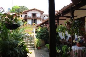 La Serrana Hostal Spa, Hotely  Socorro - big - 34