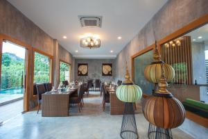 Romantic Residence Khaoyai, Отели  Mu Si - big - 3