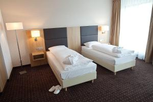 Best Western Plus Hotel LanzCarré, Hotels  Mannheim - big - 39