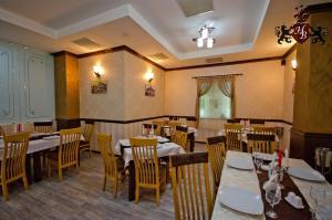 Hotel Brancusi, Hotely  Târgu Jiu - big - 17