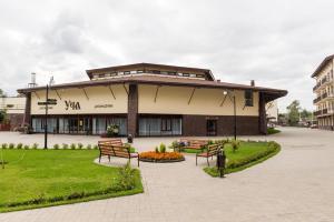 Ярославль - Hotel Complex Lubim