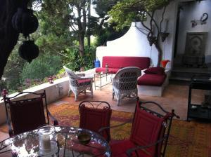 Villa Sospisio C, Vily  Capri - big - 1