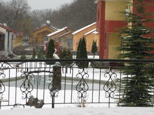 Отель Alpine Inn - фото 22