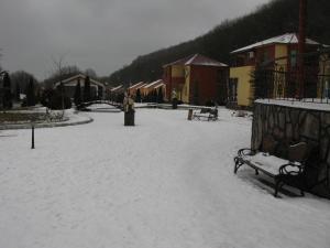 Отель Alpine Inn - фото 23