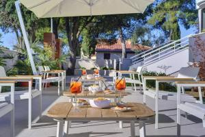 Residence Rovinj&, Bed and Breakfasts  Rovinj - big - 21