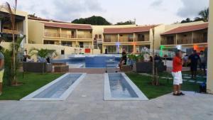 Solar Agua Apartamentos, Apartmanok  Pipa - big - 1