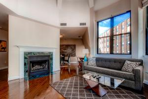 Bluebird Suites at Garrison Square, Apartments  Boston - big - 9