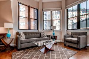 Bluebird Suites at Garrison Square, Apartments  Boston - big - 3