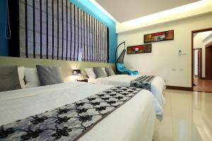 White Palace B&B, Bed and Breakfasts  Jian - big - 17
