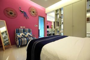 White Palace B&B, Bed and Breakfasts  Jian - big - 8