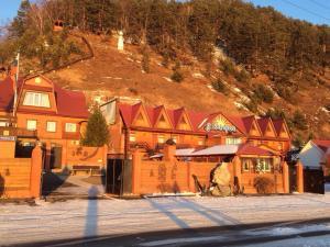 Отель У озера - фото 13