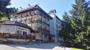 Górski Kompleks Turystyczny Czeszka i Słowaczka