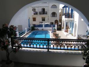 Pension Irene 2, Aparthotels  Naxos Chora - big - 66
