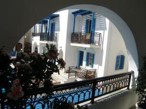 Pension Irene 2, Aparthotels  Naxos Chora - big - 17