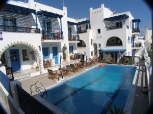 Pension Irene 2, Aparthotels  Naxos Chora - big - 69