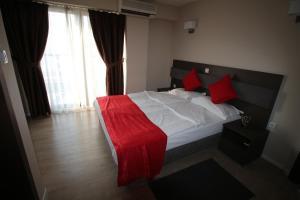 Opera House Hotel, Отели  Скопье - big - 57