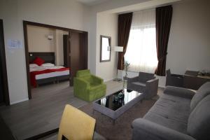 Opera House Hotel, Отели  Скопье - big - 23