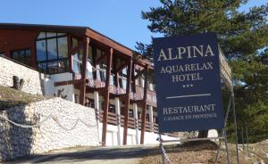 Chalet Alpina Aquarelax Hotel & Spa