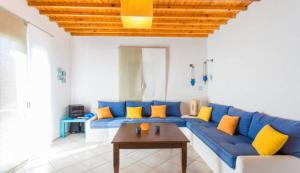 Summer House in Myconos, Prázdninové domy  Glastros - big - 1