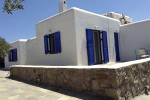 Summer House in Myconos, Prázdninové domy  Glastros - big - 11