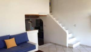 Summer House in Myconos, Prázdninové domy  Glastros - big - 7