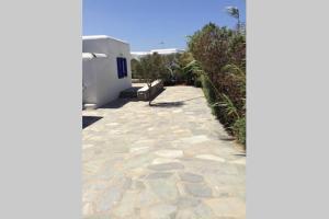 Summer House in Myconos, Prázdninové domy  Glastros - big - 31