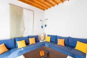 Summer House in Myconos, Prázdninové domy  Glastros - big - 27