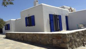 Summer House in Myconos, Prázdninové domy  Glastros - big - 21